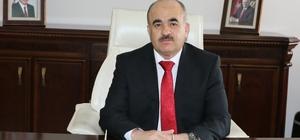 """Vali Zülkif Dağlı """"Toplu iftarlar yerine fakir sofralarına oturalım"""""""
