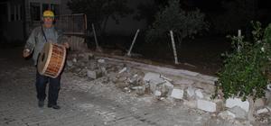 Manisa'daki deprem