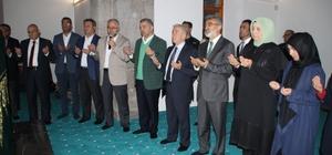 Seyyid Burhaneddin Hazretleri Türbesi'nin restorasyonu tamamlandı