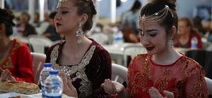 Buca'da bin kişilik iftar sofrası