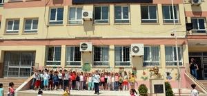 Cafer Recai Gizer İlköğretim Okulu modern görünüme kavuşturuldu
