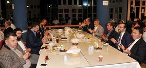 ADÜ'de Ramazanın ilk iftarı sempozyum davetlilerine verildi