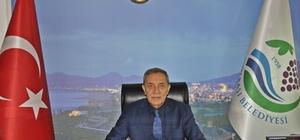 Başkan Özdemir'den Ramazan Ayı kutlaması