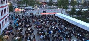 Seydişehir Beleiyesi'nden Ramazan ayı boyunca 2 bin kişiye iftar yemeği