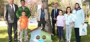 Çocuklar istedi, Odunpazarı yaptı