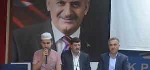 AK Parti istişare toplantısı düzenlendi
