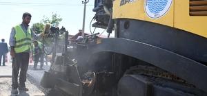 30 yıllık asfalt hasreti son buldu