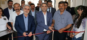 Hekimhan'da Ebruli Sergisi açıldı