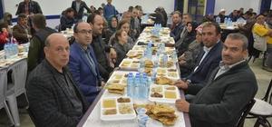 Başkan Çöl, ilk iftarını vatandaşlarla birlikte açtı