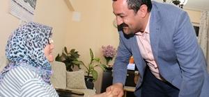 Ak Parti ilk iftarı en yaşlı üyesinin evinde açtı
