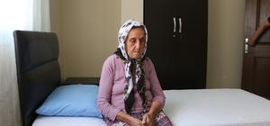 Adana'da sokağa atıldığı iddia edilen yaşlı kadına koruma