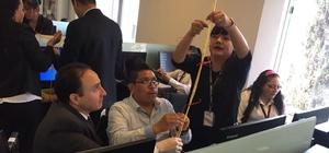 TİKA'dan Meksikalı polislere siber suçları araştırma kursu