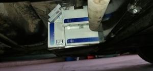 Suriyeliler 3 bin 750 paket kaçak sigara ile yakalandı