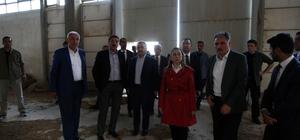 Bakanlar Arslan ve Tüfenkci, Malatya'da