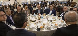 HUDER iftar programı düzenledi