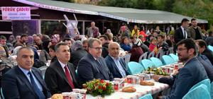 """Bilecik'te """"Fethin 718. yılı, Şeyh Edebali'yi ve Osmangazi'yi Anma"""" etkinlikleri"""
