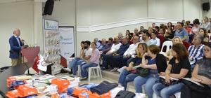 Aydın'da eczacılar 1 haziran hazırlıklarını tamamladı