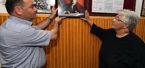 Büyükşehir'den ilçelere Atatürk portresi