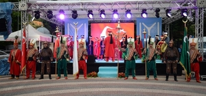 """Bilecik'te """"Fethin 718. Yılı, Şeyh Edebali'yi ve Osmangazi'yi Anma"""" etkinlikleri coşkuyla kutlandı"""
