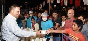 Hz. Daniyal Makamı Meydanı'nda 5 bin kişiye iftar