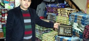 Ramazanda namaz öğreten seccadelere ilgi artıyor
