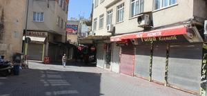 Kilis'te Ramazanda iş yerleri geç açıldı