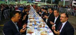 Keçiören Belediyesi mahalle iftarları başladı