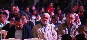 Ramazan Sokağı'nda ilahi rüzgarı
