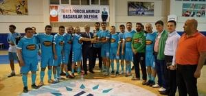 Adıyaman Belediyesi futsal turnuvası sona erdi