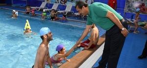 Adana'da yüzme bilmeyen kalmayacak