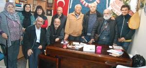 EŞYODER'den 'Hoş Geldin Ramazan' isimli şiir ve türkü şöleni