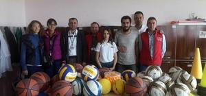 Vos26 Yardım Gönüllülerinden eğitime bir destek daha