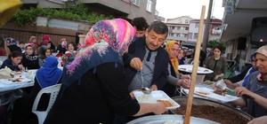 Başkan Karabacak, Sinoplular Derneğinin iftarına katıldı