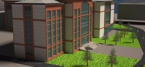 BEÜ İlahiyat Fakültesi yeni binasının inşası başlıyor