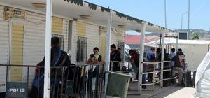 Suriyelilerin ülkelerine dönüşleri sürüyor