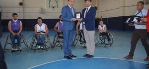 Çavdarhisar'da engelliler için etkinlik