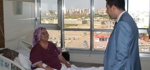 Adıyaman Üniversitesi Eğitim ve Araştırma Hastanesi başka illerden sevk alıyor