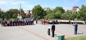 İstanbul'un fethi Bayrampaşa'da törenle kutlandı