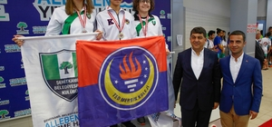 Uluslararası Su Sporları Şenliği Şampiyonları Buluşturdu
