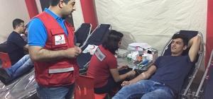 İftar sonrası kan bağışına davet