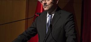 """Atatürk Üniversitesi'nde """"Gazi Meclis'te o gece neler yaşandı"""" konferansı"""