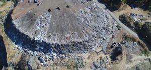 Turgutlu vahşi çöp alanından kurtuluyor