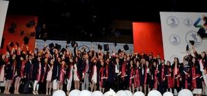 OMÜ Mimarlık Fakültesi ilk mezunlarını verdi