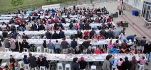 Süleymanpaşa Belediyesinin mahalle iftarları başladı