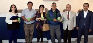 Salihli'de üreticilere ana arı dağıtıldı