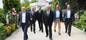 Su sektörünün devleri Gaziantep'te buluştu
