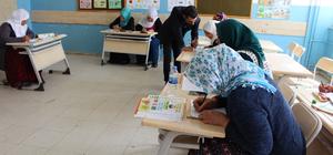 Mardin Büyükşehir Belediyesi kadınlara hizmete hız verdi