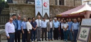 Geleneksel Sanatlar Atölyesi sergisi Aydın'da açıldı