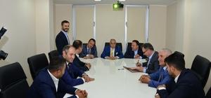 Erbaa'da tarıma dayalı sanayi kurulacak