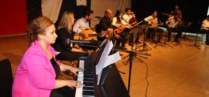 Kimsesiz çocuklar yararına konser düzenlendi